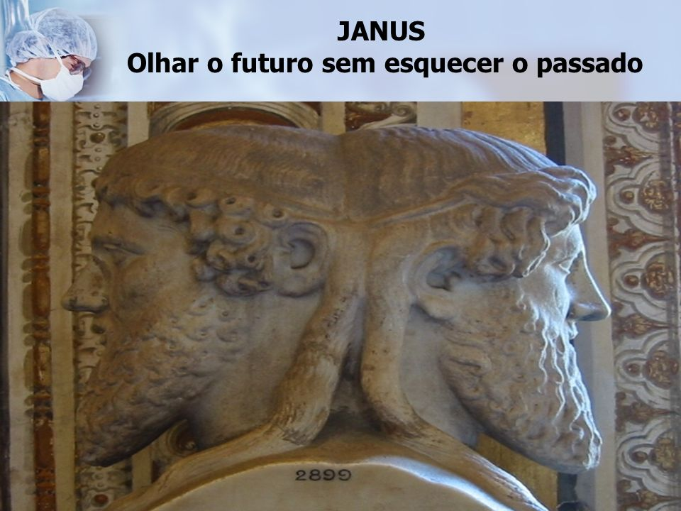 Olhar o futuro sem esquecer o passado