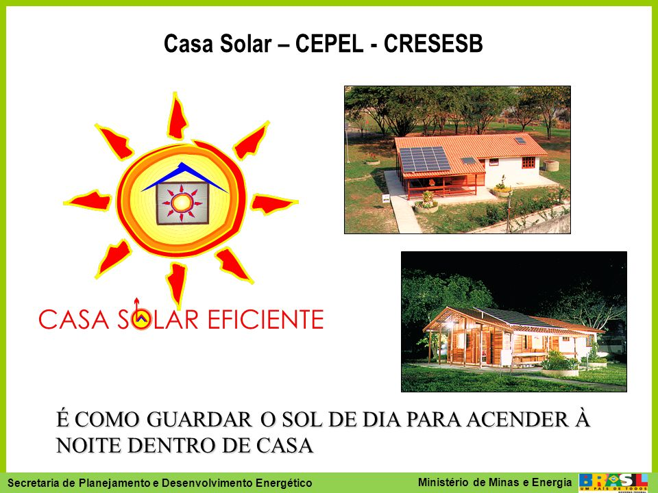 Casa Solar – CEPEL - CRESESB
