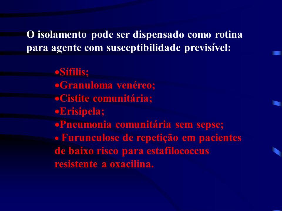 Pneumonia comunitária sem sepse;