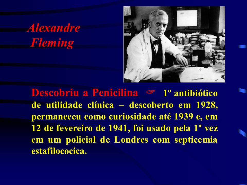 Alexandre Fleming.