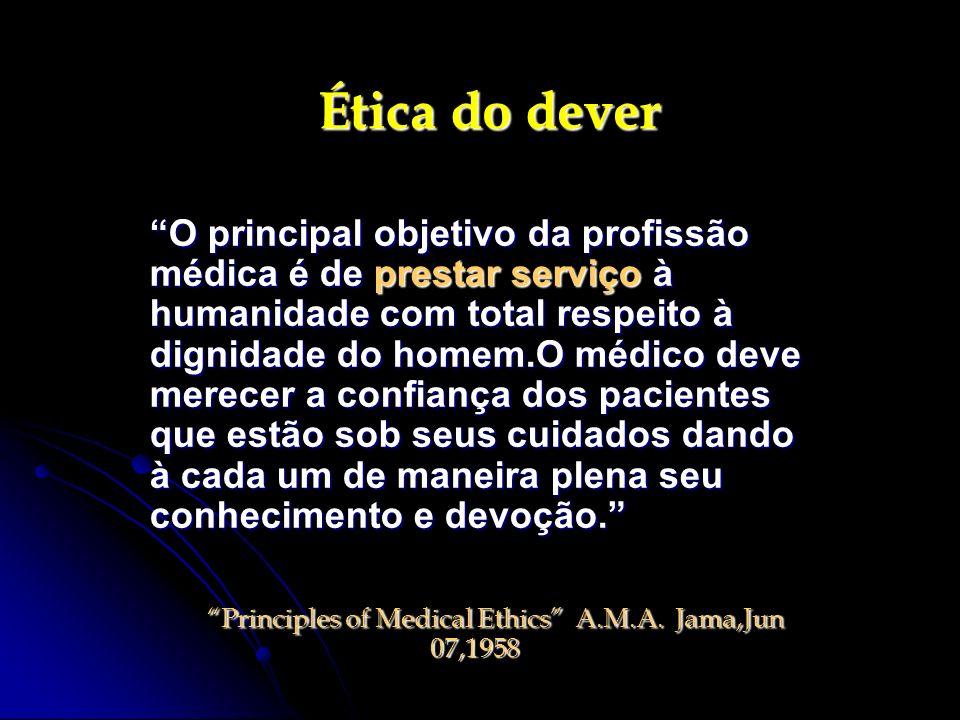 Principles of Medical Ethics A.M.A. Jama,Jun 07,1958