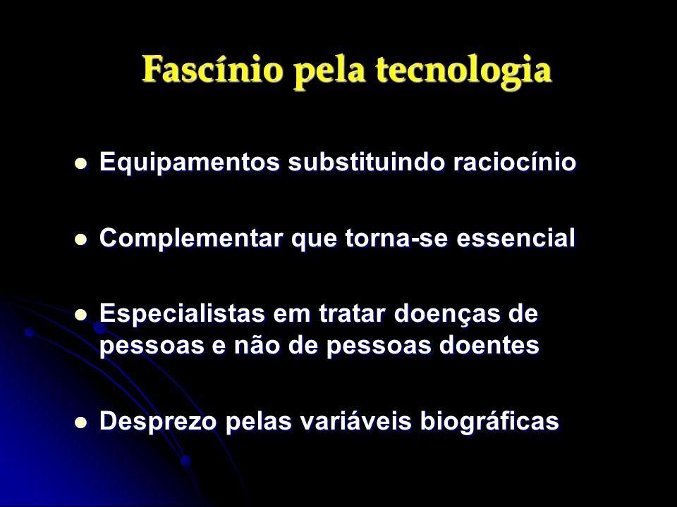 Fascínio pela tecnologia