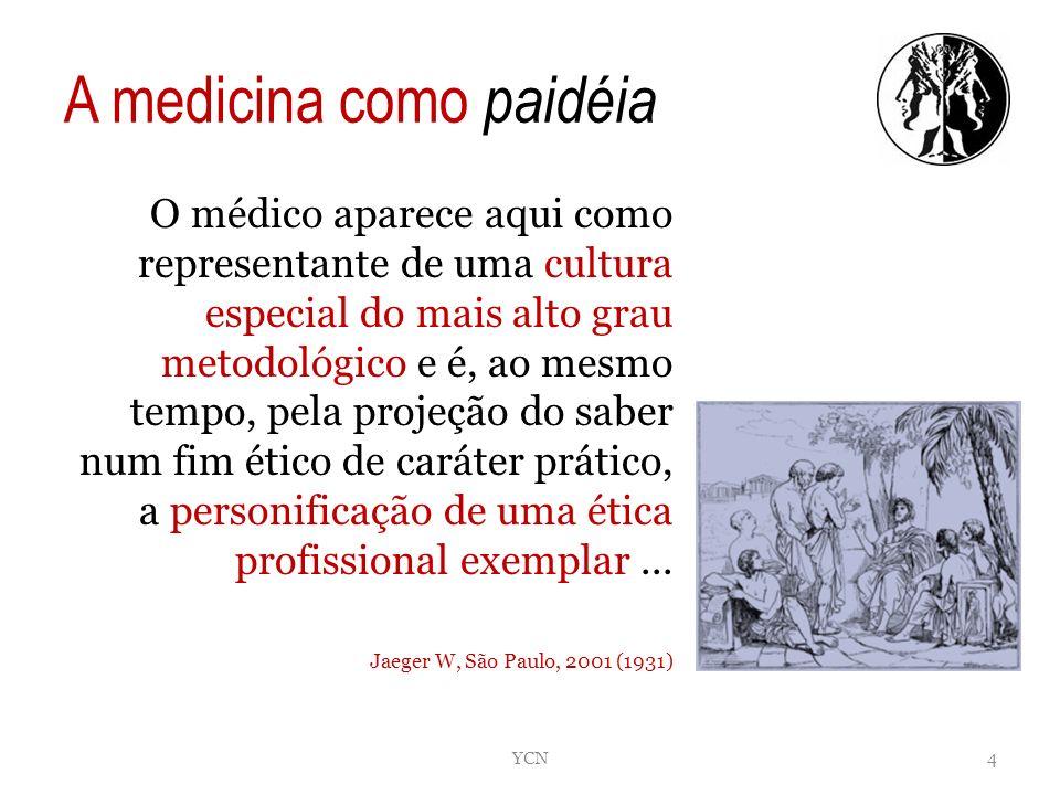 A medicina como paidéia