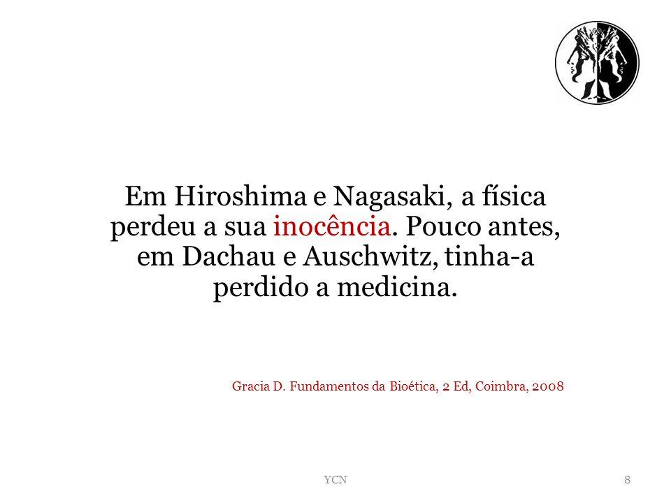 Em Hiroshima e Nagasaki, a física perdeu a sua inocência
