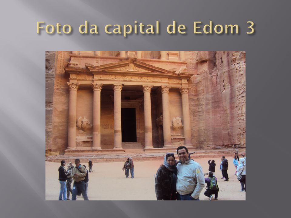 Foto da capital de Edom 3