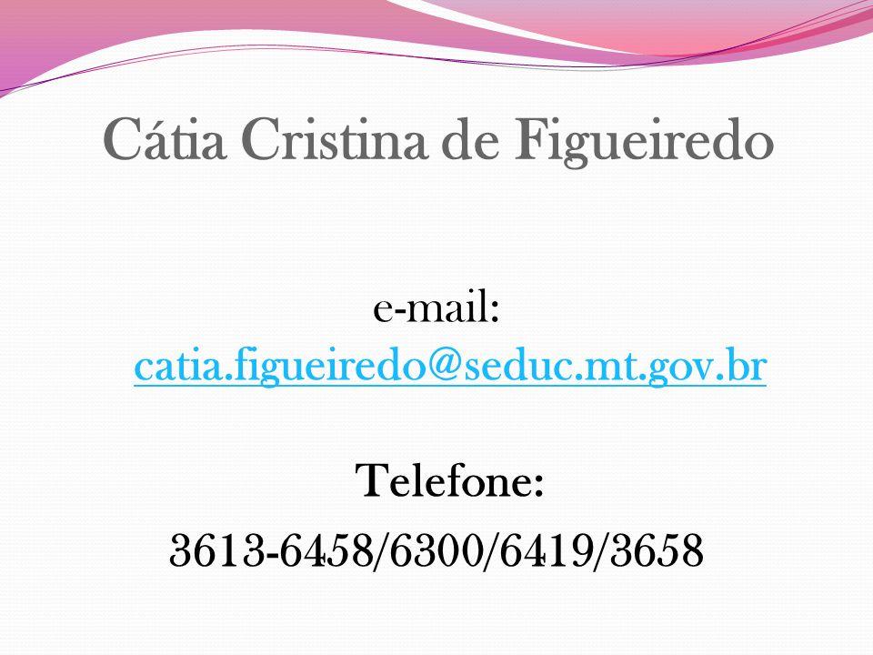 Cátia Cristina de Figueiredo