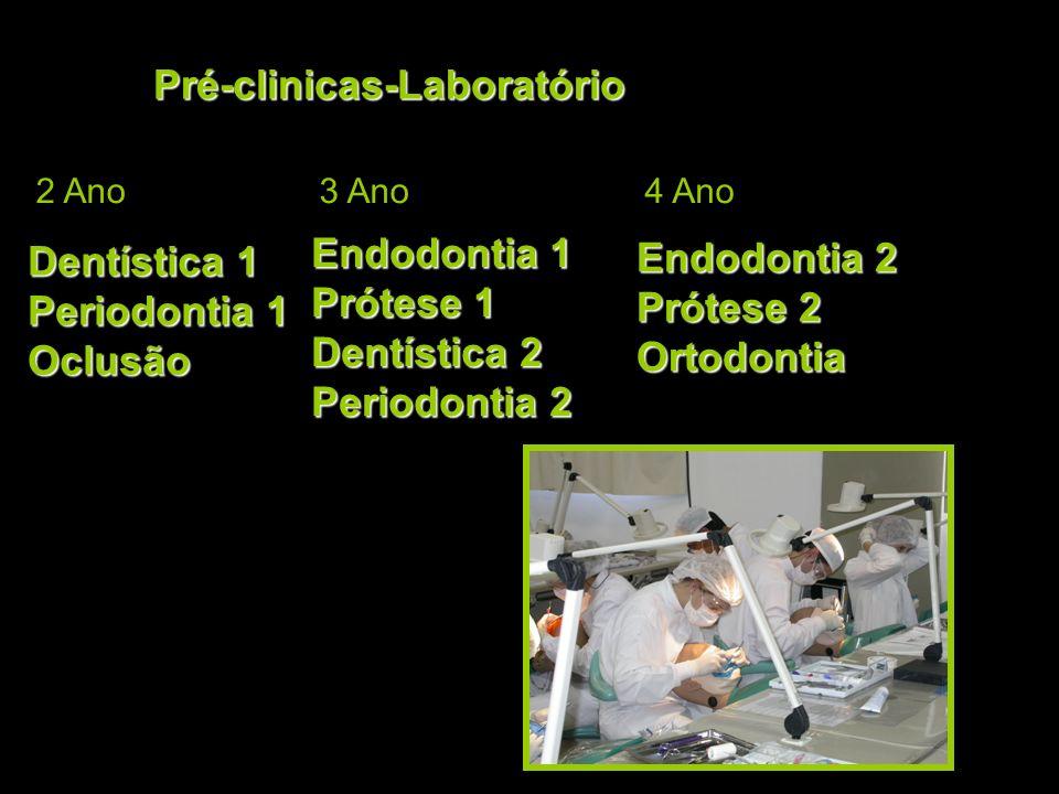 Pré-clinicas-Laboratório