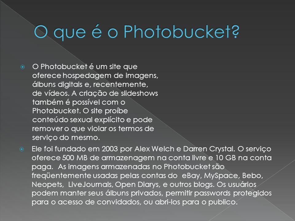 O que é o Photobucket