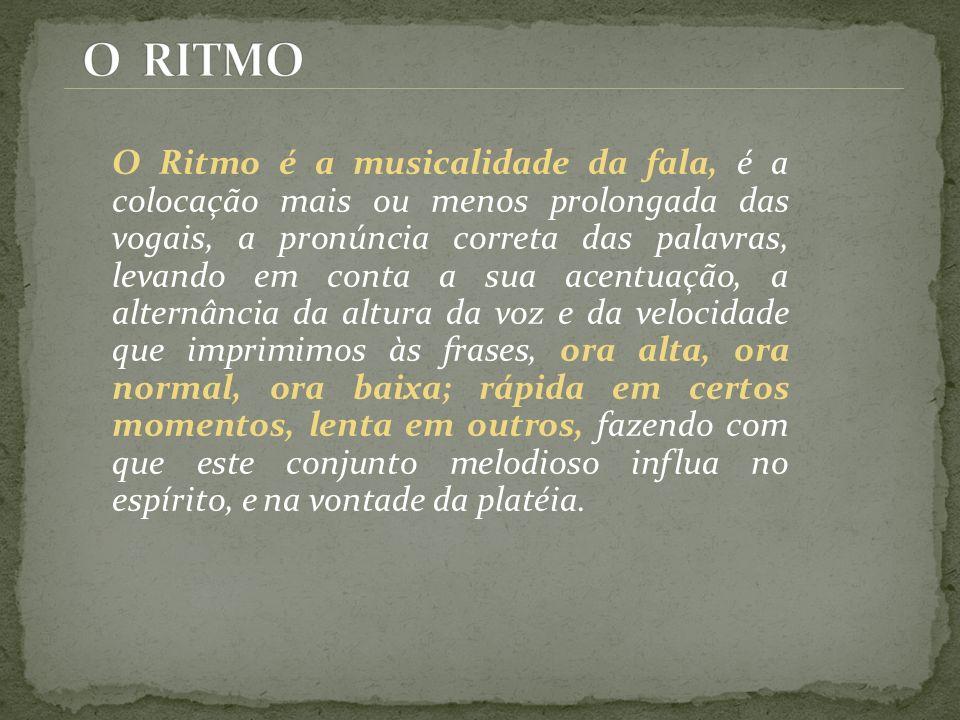O RITMO