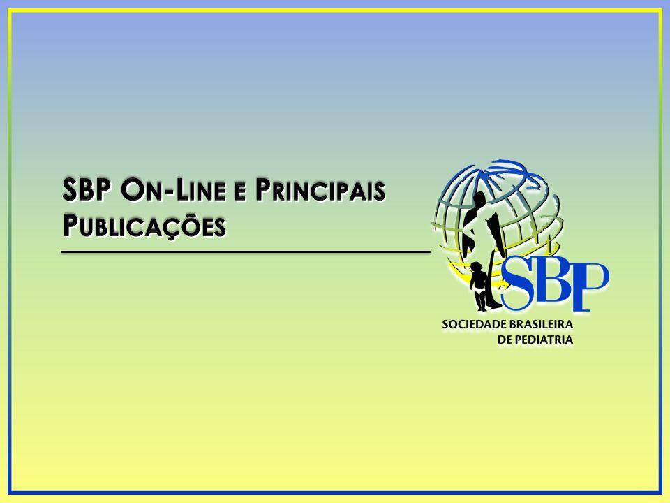 SBP On-Line e Principais