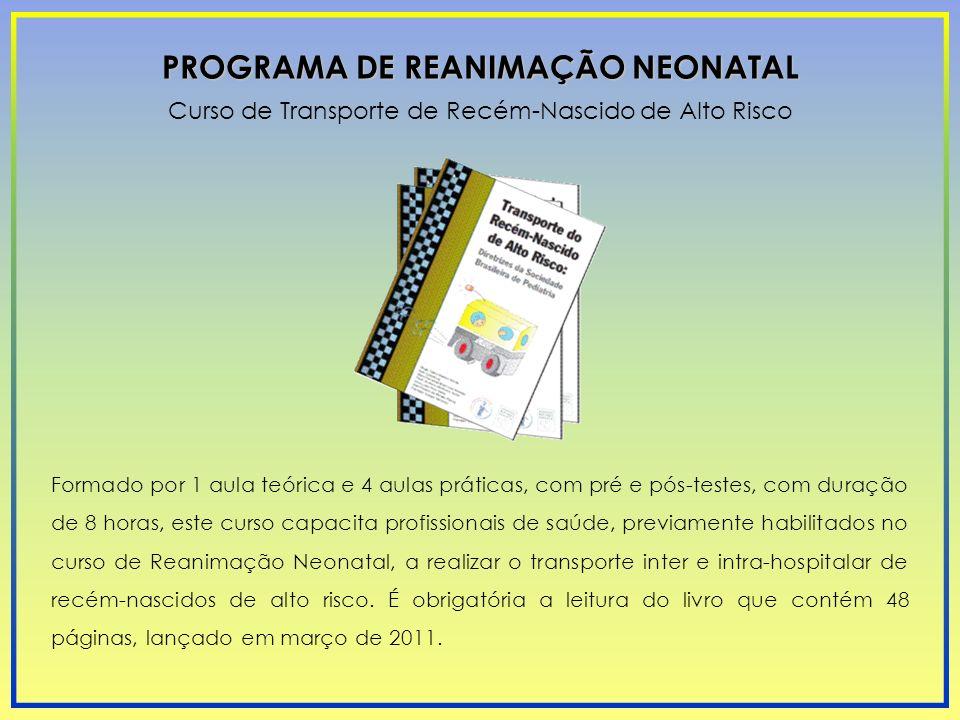 PROGRAMA DE REANIMAÇÃO NEONATAL