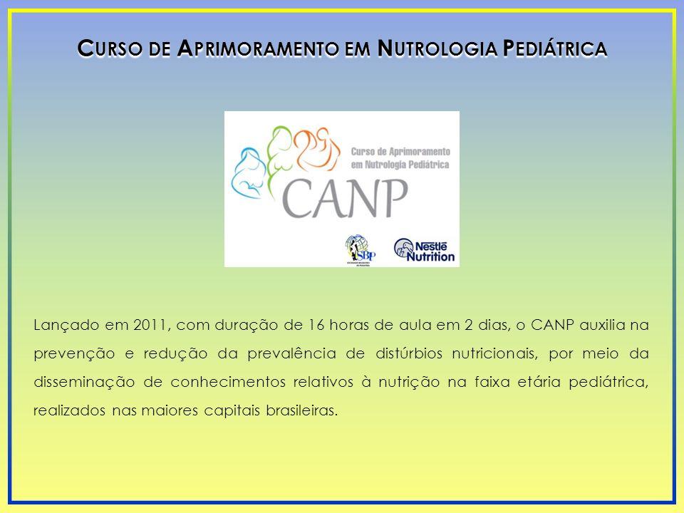 Curso de Aprimoramento em Nutrologia Pediátrica