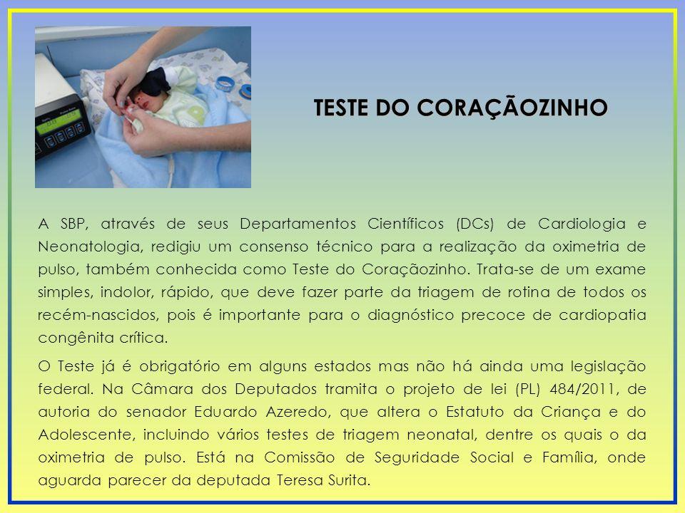 TESTE DO CORAÇÃOZINHO