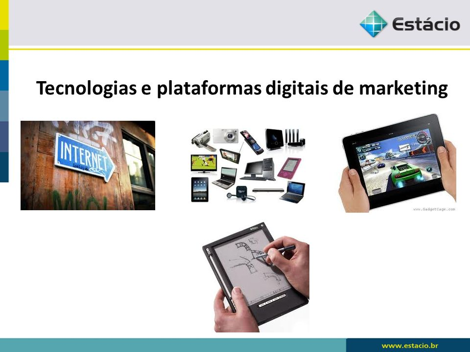 Tecnologias e plataformas digitais de marketing