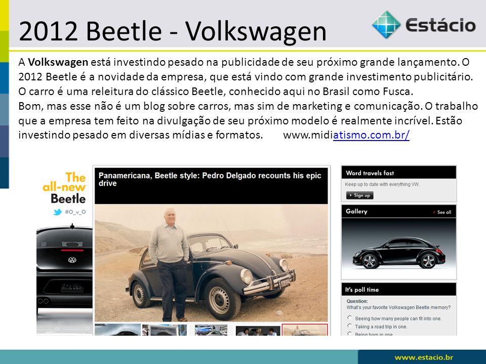 2012 Beetle - Volkswagen
