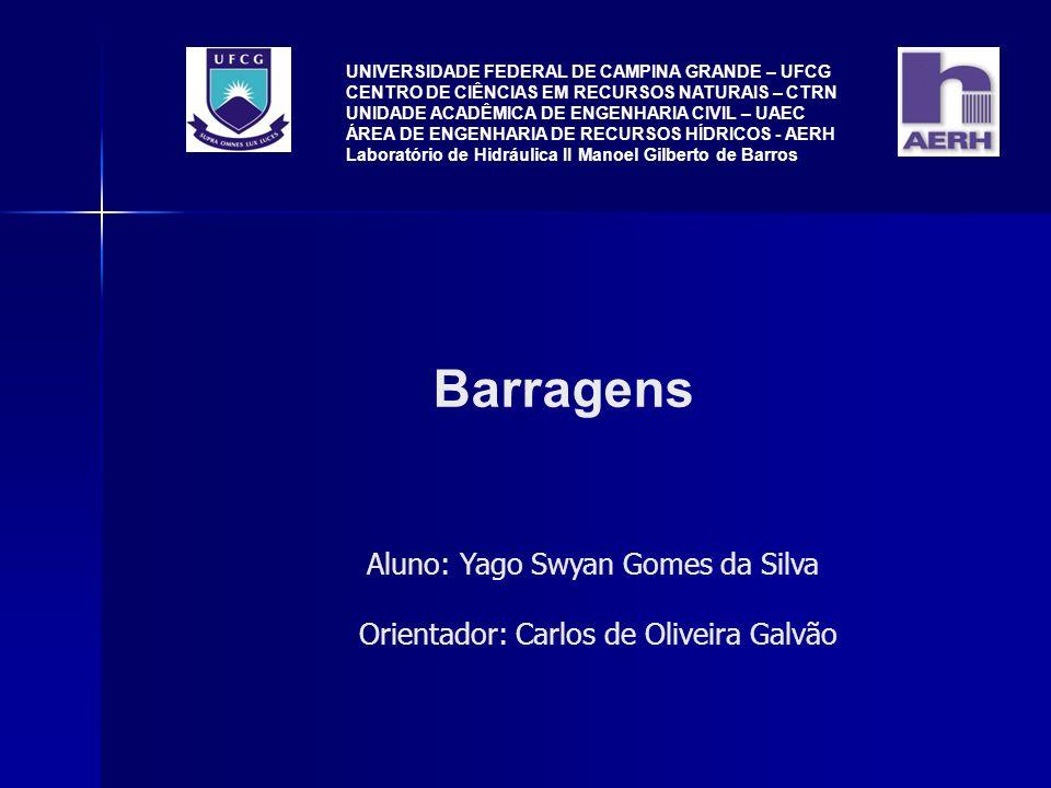 Orientador: Carlos de Oliveira Galvão