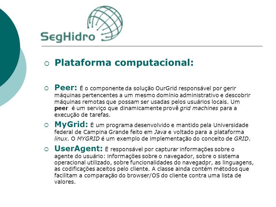Plataforma computacional: