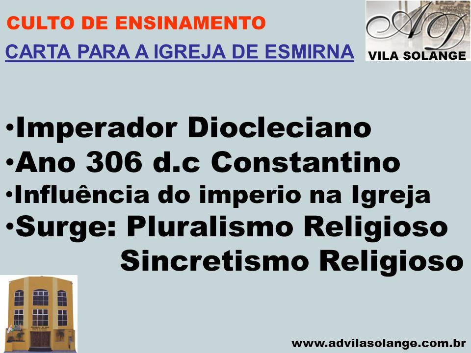 Imperador Diocleciano Ano 306 d.c Constantino