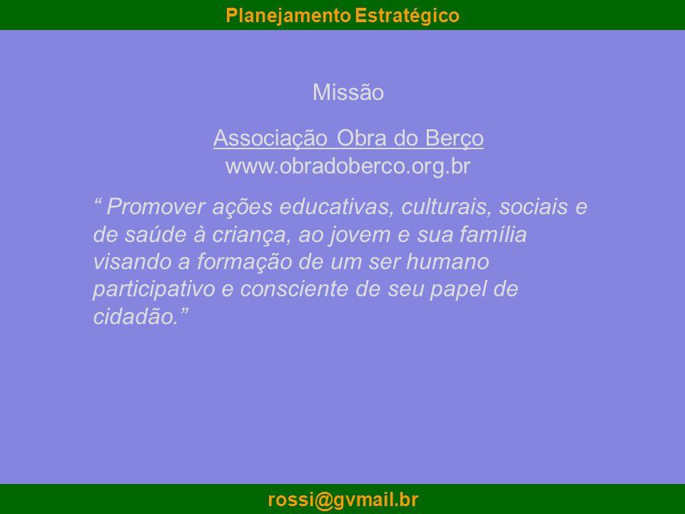 Associação Obra do Berço www.obradoberco.org.br