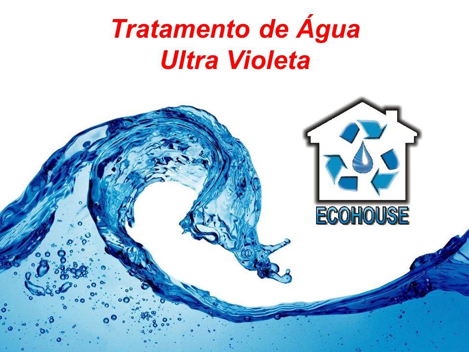 Tratamento de Água Ultra Violeta