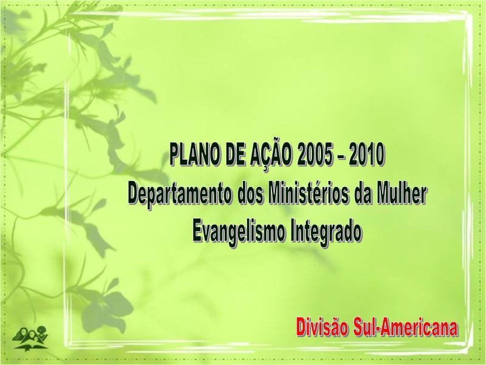 Departamento dos Ministérios da Mulher Evangelismo Integrado