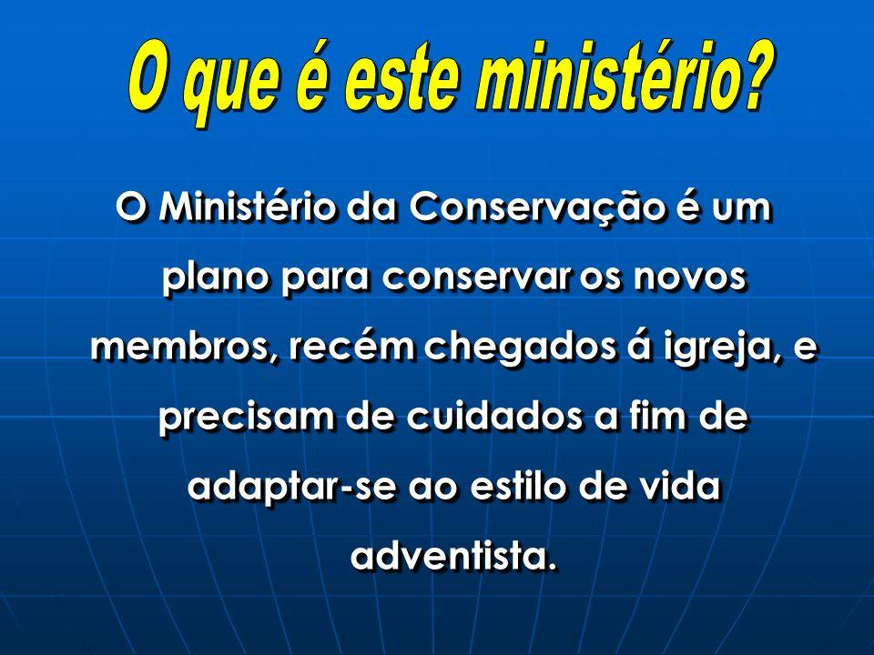 O que é este ministério
