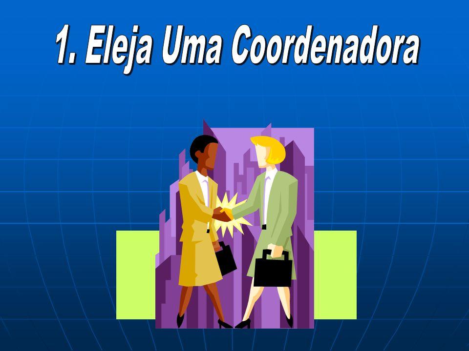 1. Eleja Uma Coordenadora