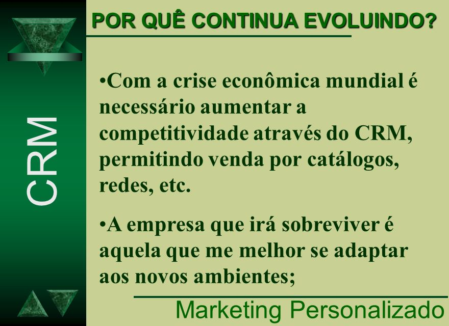 CRM Marketing Personalizado