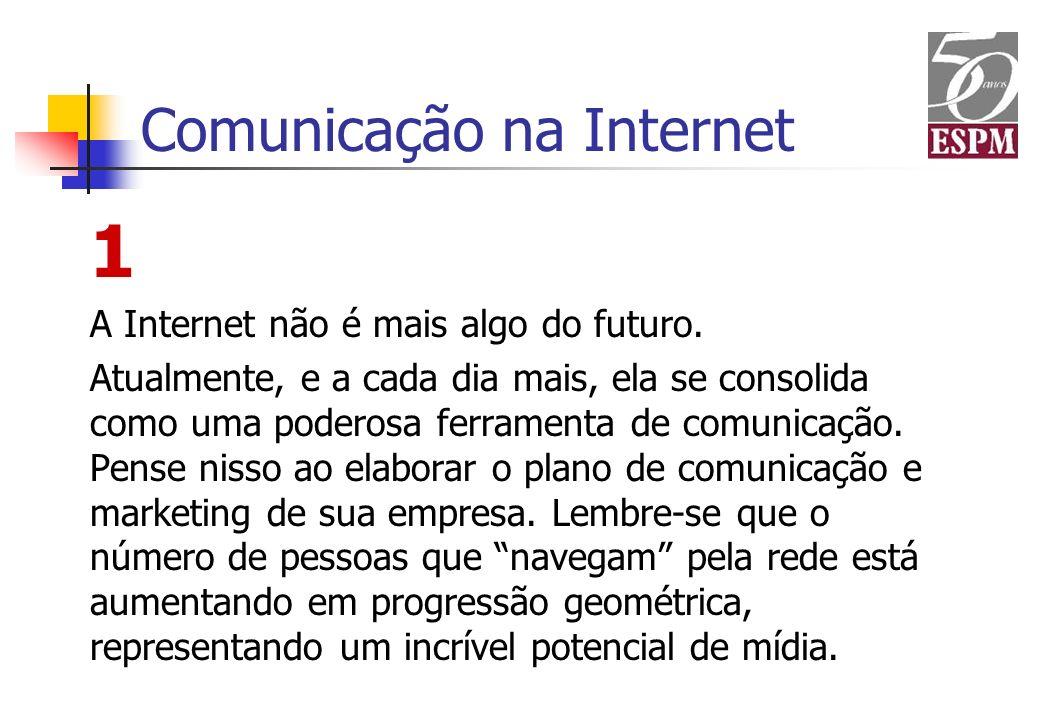 Comunicação na Internet