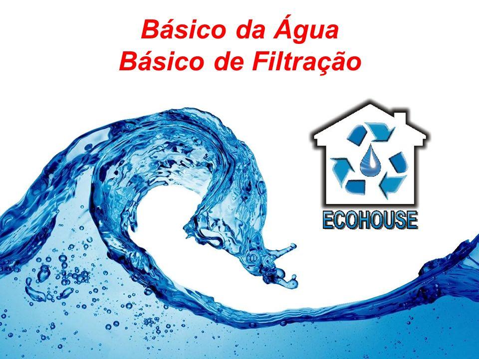 Básico da Água Básico de Filtração