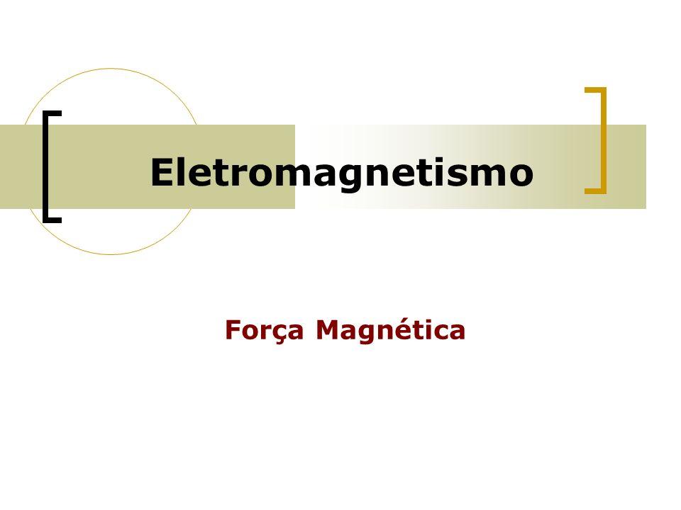 Eletromagnetismo Força Magnética 1