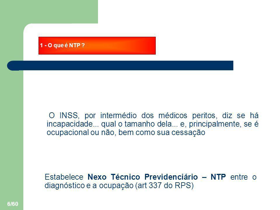 1 - O que é NTP