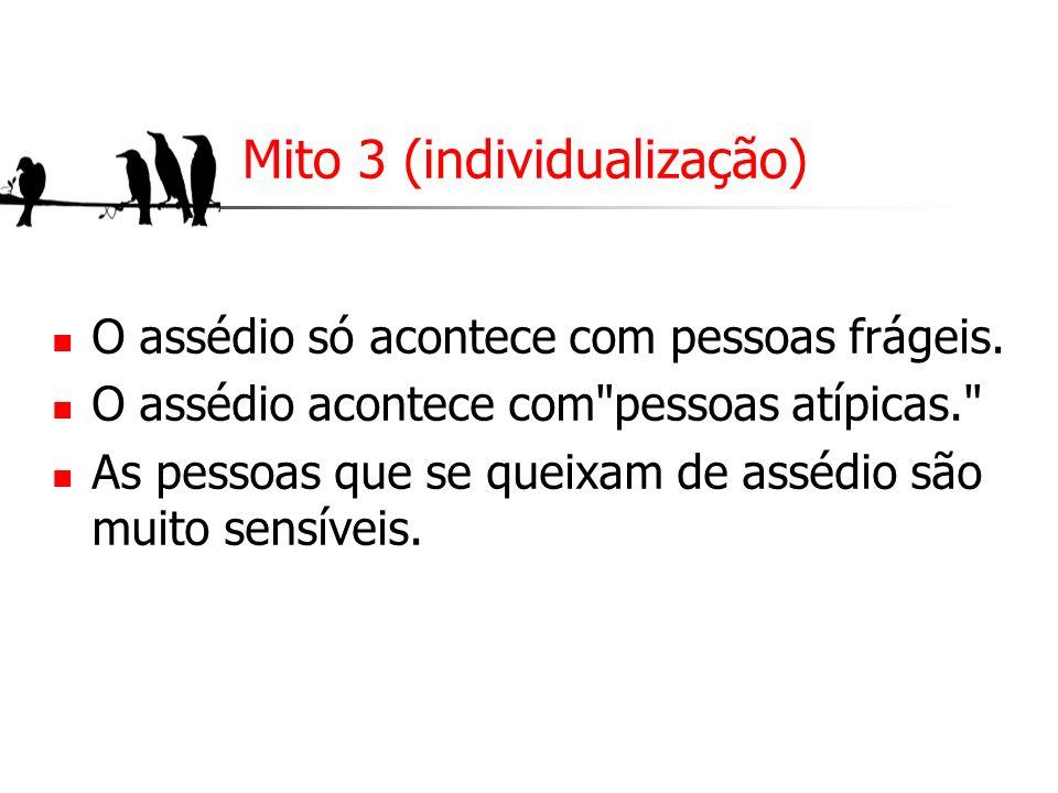 Mito 3 (individualização)