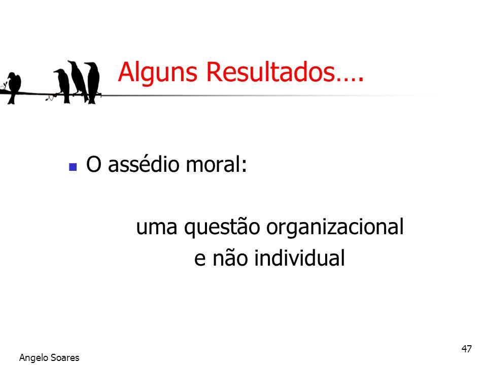 uma questão organizacional