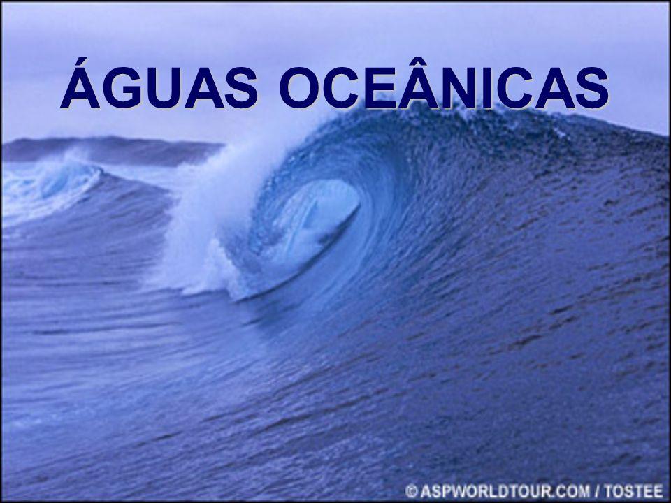 ÁGUAS OCEÂNICAS