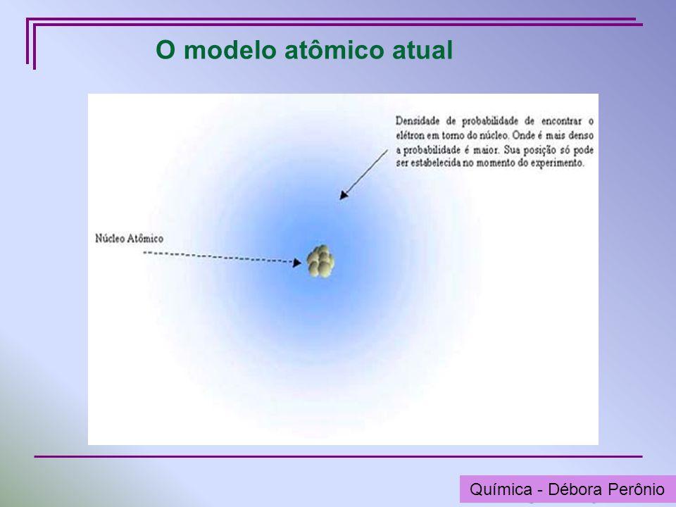 Química - Débora Perônio