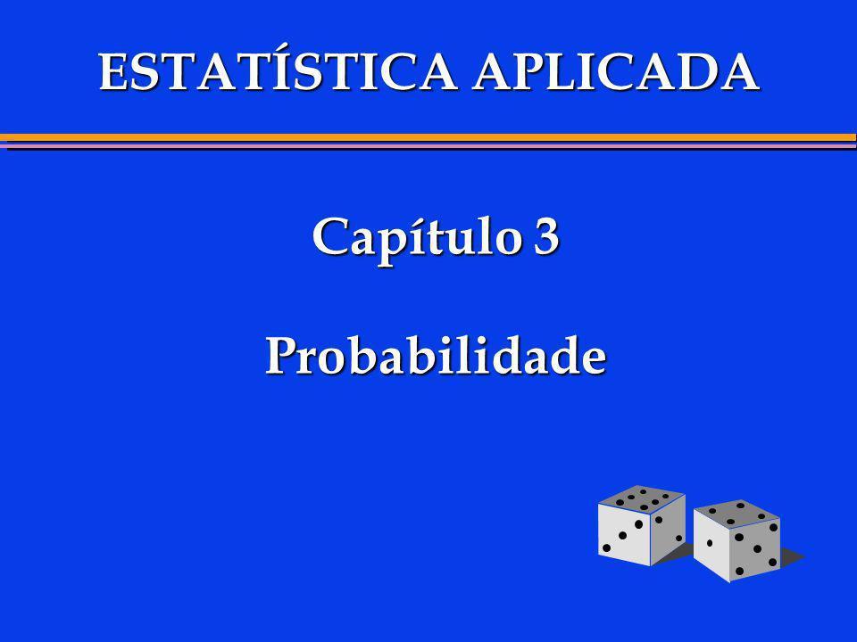 Capítulo 3 Probabilidade