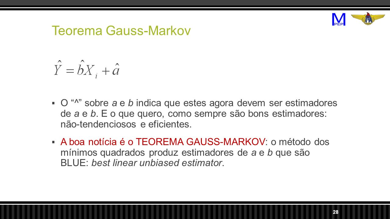 Teorema Gauss-Markov