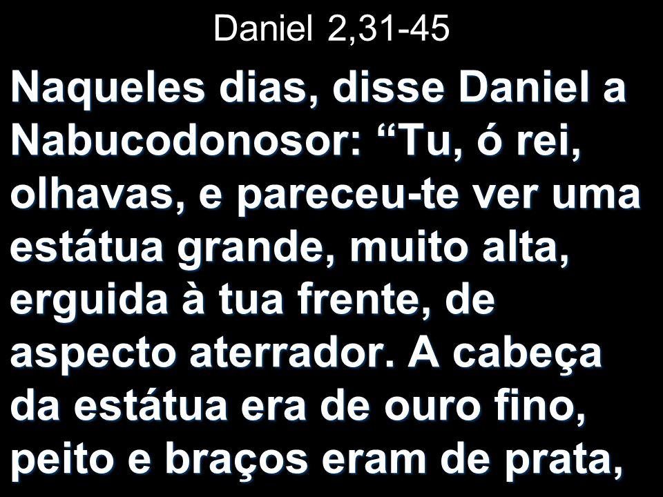 Daniel 2,31-45