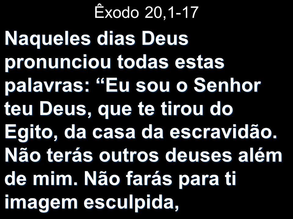 Êxodo 20,1-17