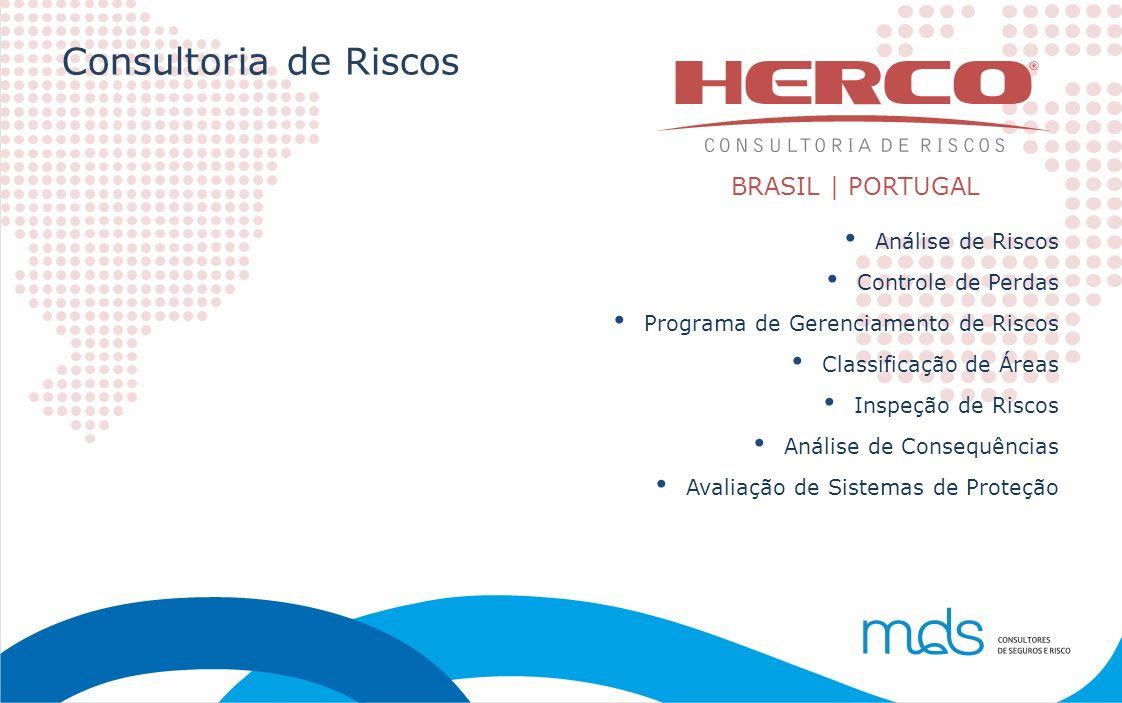 Consultoria de Riscos BRASIL | PORTUGAL Análise de Riscos