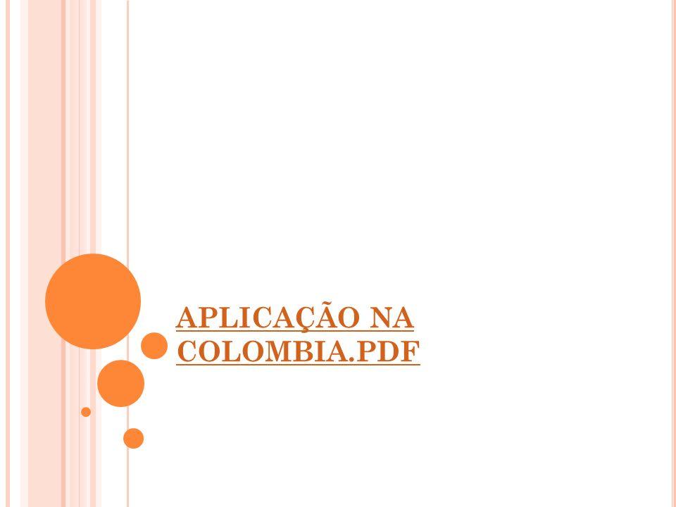 APLICAÇÃO NA COLOMBIA.PDF