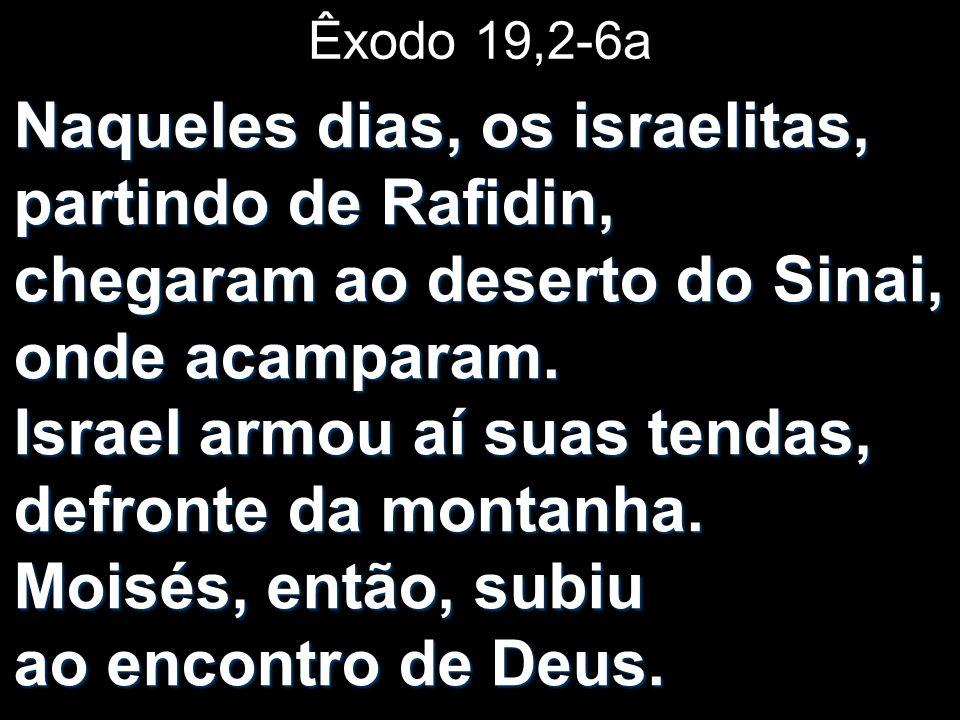 Êxodo 19,2-6a