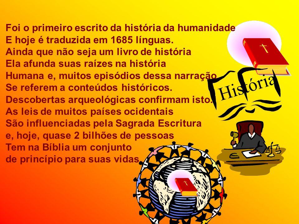História Foi o primeiro escrito da história da humanidade
