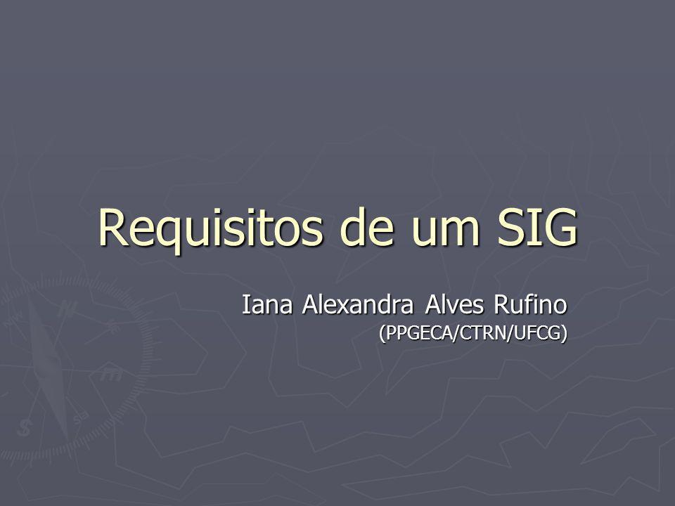 Iana Alexandra Alves Rufino (PPGECA/CTRN/UFCG)