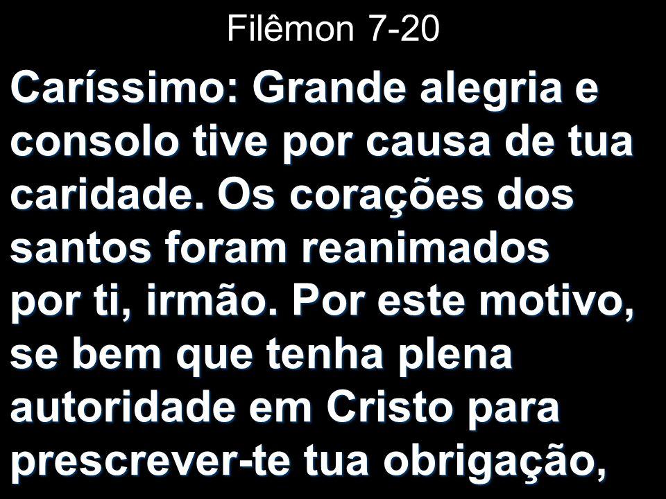 Filêmon 7-20