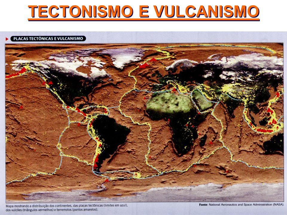 TECTONISMO E VULCANISMO