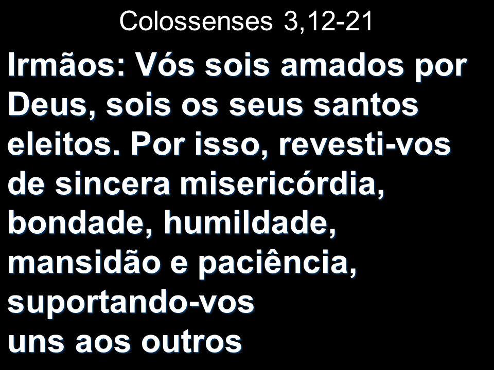 Colossenses 3,12-21