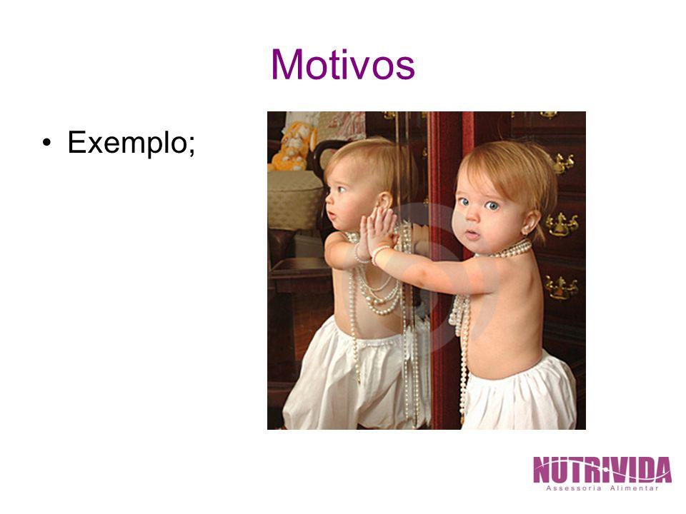 Motivos Exemplo;