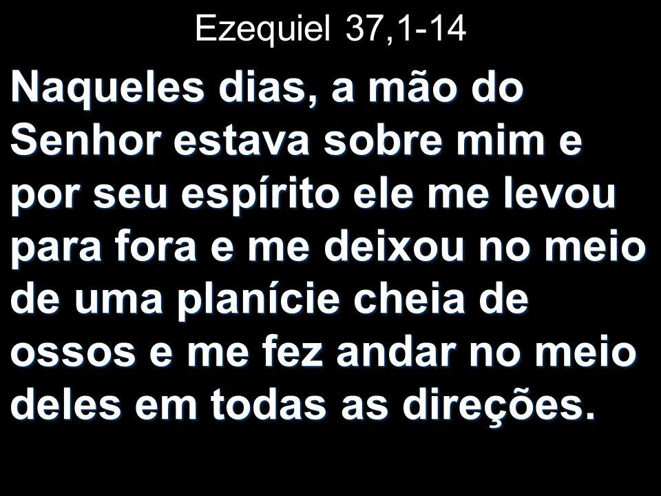 Ezequiel 37,1-14